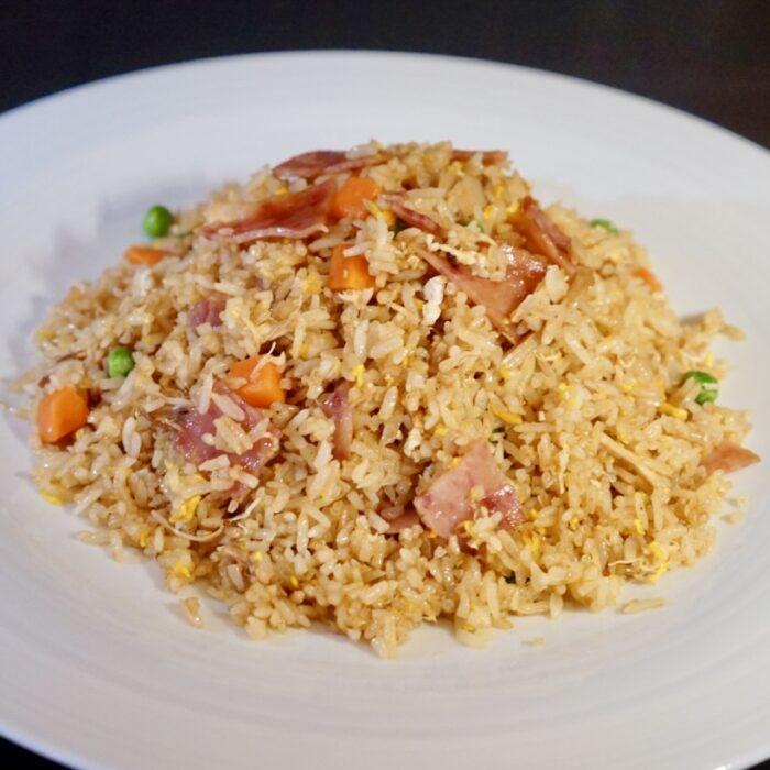 1/2 Stekt ris